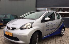 Gratis leenauto bij Van der Breggen auto's Hasselt
